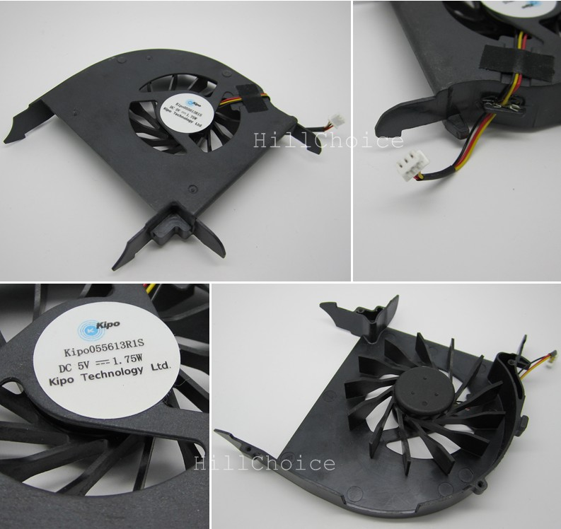 how to clean fan on hp pavilion laptop