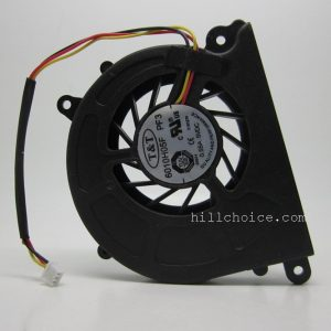 New CPU Cooling Fan For MSI U90 U100 U110 U120 Laptop 6010H05F