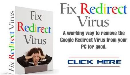 Google Redirect Virus Removal Tool
