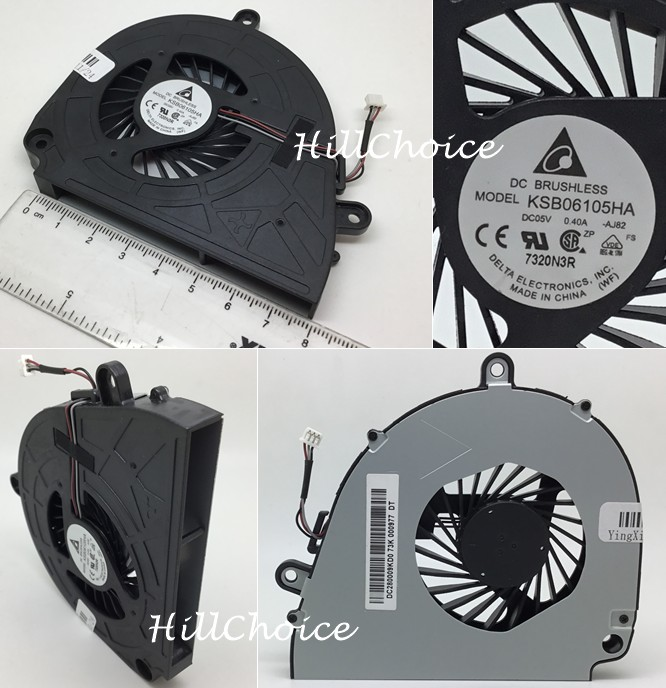 CPU Fan For Acer Aspire 5750 5755 5350 5750G Laptop DC280009KF0 DFS601395FQ0T