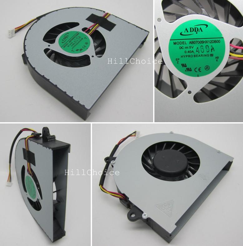 CPU Fan For Lenovo Ideapad G480 G480A G485 G580 Laptop 4