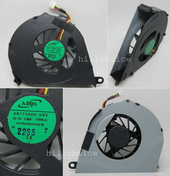New 3PIN Cpu Fan For AB7705HX-GB3