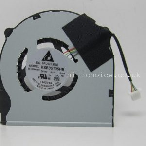 CPU Cooling Fan For Sony VAIO SVT13 SVT13124CXS SVT131A11 Laptop KSB05105HB CH25 23.10744.001